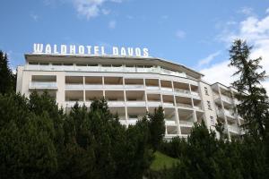 Waldhotel Davos - Hotel