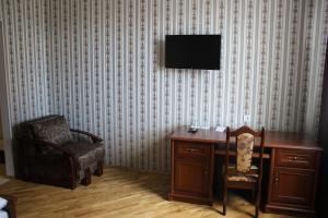 Complex Zolota Pidkova, Hotely  Zoločiv - big - 39