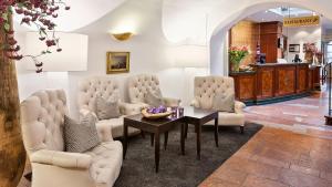 Radisson Blu Hotel Altstadt, Отели  Зальцбург - big - 36