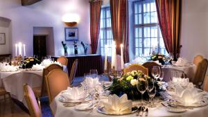 Radisson Blu Hotel Altstadt, Отели  Зальцбург - big - 30