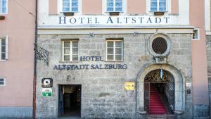 Radisson Blu Hotel Altstadt, Отели  Зальцбург - big - 29