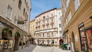 Radisson Blu Hotel Altstadt, Отели  Зальцбург - big - 22