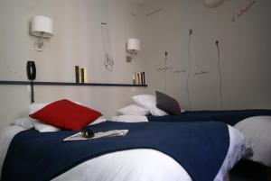 Hotel de la Placette Barcelonnette, Hotels  Barcelonnette - big - 14