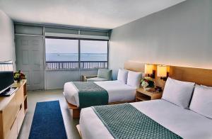 Premium Bay View Room with Double Beds