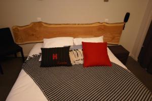 Hotel de la Placette Barcelonnette, Hotels  Barcelonnette - big - 17