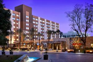 Los Angeles Marriott Burbank Airport, Hotel  Burbank - big - 1