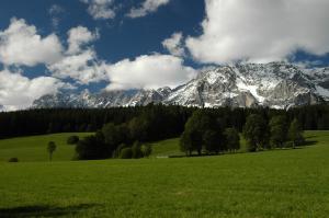 Jagerhäusl, Panziók  Ramsau am Dachstein - big - 11
