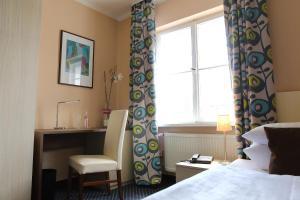 Hotel Rappensberger, Hotel  Ingolstadt - big - 22