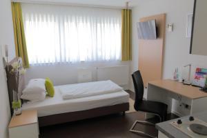 Hotel Rappensberger, Hotel  Ingolstadt - big - 13