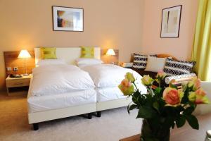 Hotel Rappensberger, Hotel  Ingolstadt - big - 14