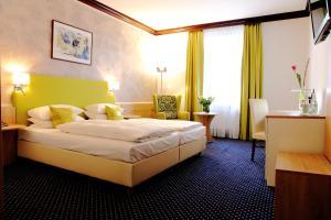 Hotel Rappensberger, Hotel  Ingolstadt - big - 12