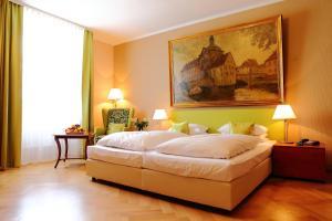 Hotel Rappensberger, Hotel  Ingolstadt - big - 18