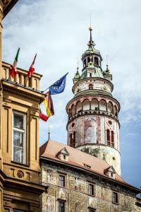 Отель Дворжак Чески Крумлов (Český Krumlov)
