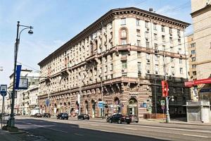 Central Moscow Inn