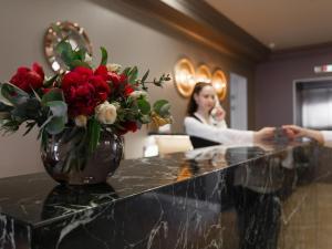 UNO Design Hotel, Hotel  Odessa - big - 59