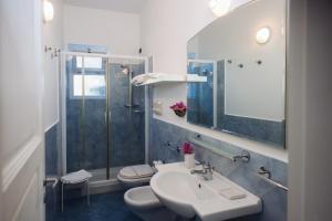 Hotel Punta Scario, Hotel  Malfa - big - 5
