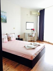 Apartments Aheloy Palace, Апартаменты  Ахелой - big - 57