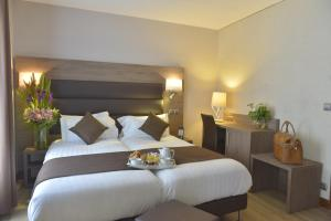 Double Room or Twin Room