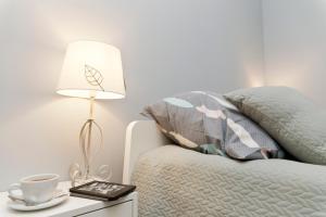 Light Rooms Apartment, Apartments  Kraków - big - 90