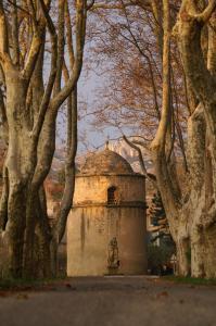 Château de Servanes, Hotely  Mouriès - big - 11