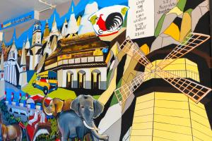 Le Neuf Nakorn Lampang, Szállodák  Lampang - big - 36