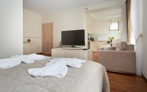 Natalex Apartments, Apartmanok  Vilnius - big - 77