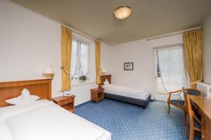 Park Hotel Bellevue, Hotely  Dobbiaco - big - 7