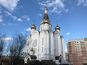 Apartment Moskovskiy Mikrorayon - 2, Apartmanok  Ivanovo - big - 14