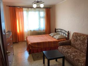 Apartment Moskovskiy Mikrorayon - 2, Apartmanok  Ivanovo - big - 1