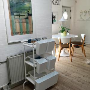 Lys & venlig lejlighed i Sdr Bjert, Apartmány  Sønder Bjert - big - 16