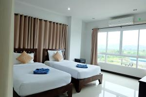 Krabi Hipster Hotel, Hotels  Krabi town - big - 7