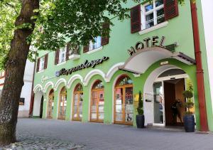Hotel Rappensberger, Hotel  Ingolstadt - big - 43