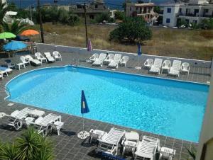Anna Studios, Apartments  Agia Marina Aegina - big - 1