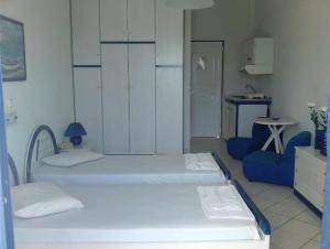 Anna Studios, Apartments  Agia Marina Aegina - big - 12