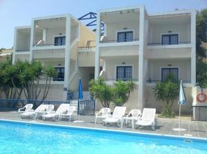 Anna Studios, Apartments  Agia Marina Aegina - big - 32