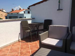 Apartments Oliva, Apartmanok  Poreč - big - 12