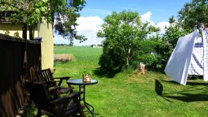Hagebo B&B, Bed and Breakfasts  Löderup - big - 39