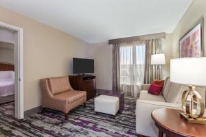 Homewood Suites by Hilton Orlando-UCF Area, Hotely  Orlando - big - 4