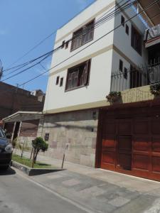Departamento Para Turistas, Ferienwohnungen  Lima - big - 19