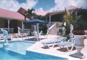 Sun Caraibes, Villas  Orient Bay - big - 6