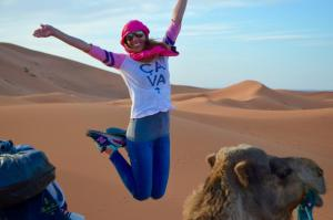 Riad Desert Camel, Hotels  Merzouga - big - 75
