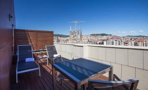 Superior Double Room with Terrace and View