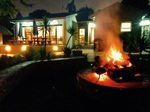 Aerotropolis Guest Lodge, Penziony  Kempton Park - big - 82