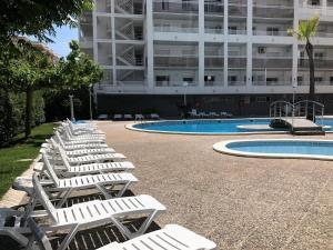Costa Dorada Apartments, Apartments  Salou - big - 77