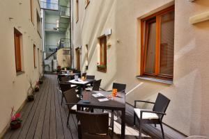 Hotel Páv, Отели  Прага - big - 30