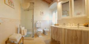 Casale Ginette, Hétvégi házak  Incisa in Valdarno - big - 15