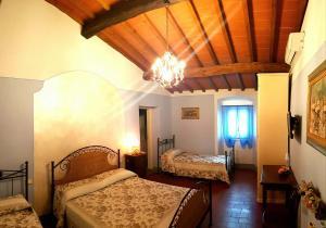 Casale Ginette, Hétvégi házak  Incisa in Valdarno - big - 17