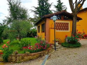 Casale Ginette, Country houses  Incisa in Valdarno - big - 63