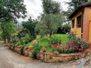 Casale Ginette, Country houses  Incisa in Valdarno - big - 62