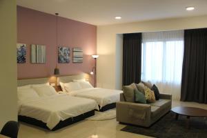 Da Men Suites by Subhome, Apartmanok  Subang Jaya - big - 58